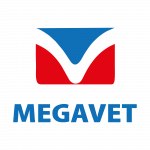 Logo Megavet trasparencia